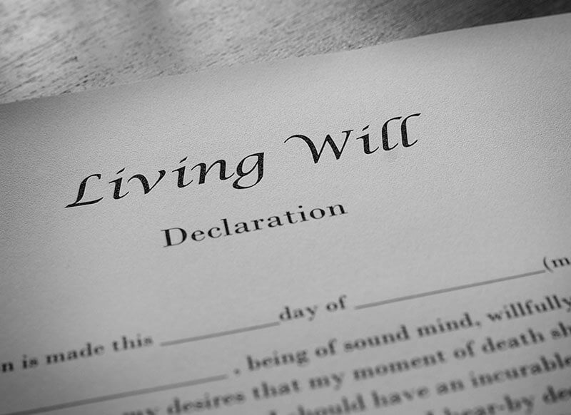 Steven M. Jackson Law Group - Living Will (Your Final Directives)